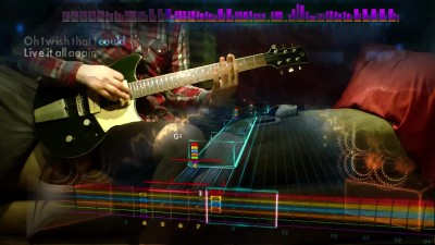 "Rocksmith 2014 - DLC - Guitar - Rush ""Headlong Flight"""