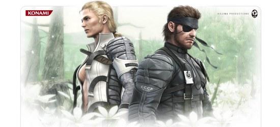 Metal Gear Solid 3D: Snake Eater весной 2011