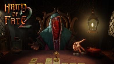 Игра за своим столом - обзор Hand of Fate 2