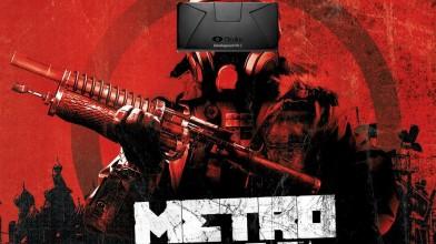 Как могла бы выглядеть Metro 2033 в виртуальной реальности
