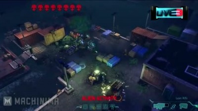 "XCOM Enemy Unknown ""E3 2012 -  Gameplay Demo"""