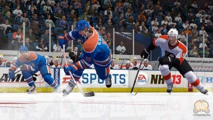 Создай свою историю в EA SPORTS NHL 07
