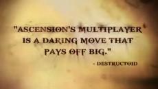 """God of War: Ascension """"Трейлер мультиплеера"""""""