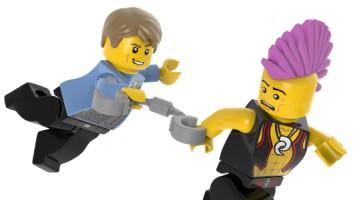 Ограниченное издание LEGO City Undercover