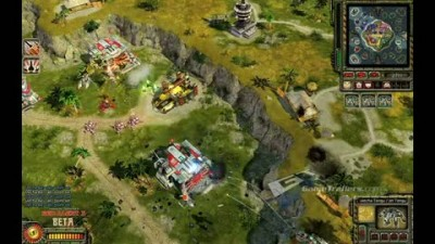 "Red Alert 3 ""EoRS Beta MP Gameplay"""