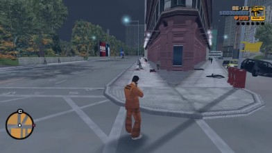Как попасть на второй остров в GTA 3 в самом начале игры!?