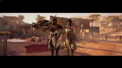 Геймплей Assassin's Creed: Origins РС версии