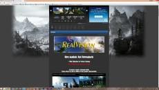 """TES 5: Skyrim""""Обучающие видео как установить графический мод"""""""