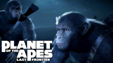 Planet of the Apes: Last Frontier вышла на PS4
