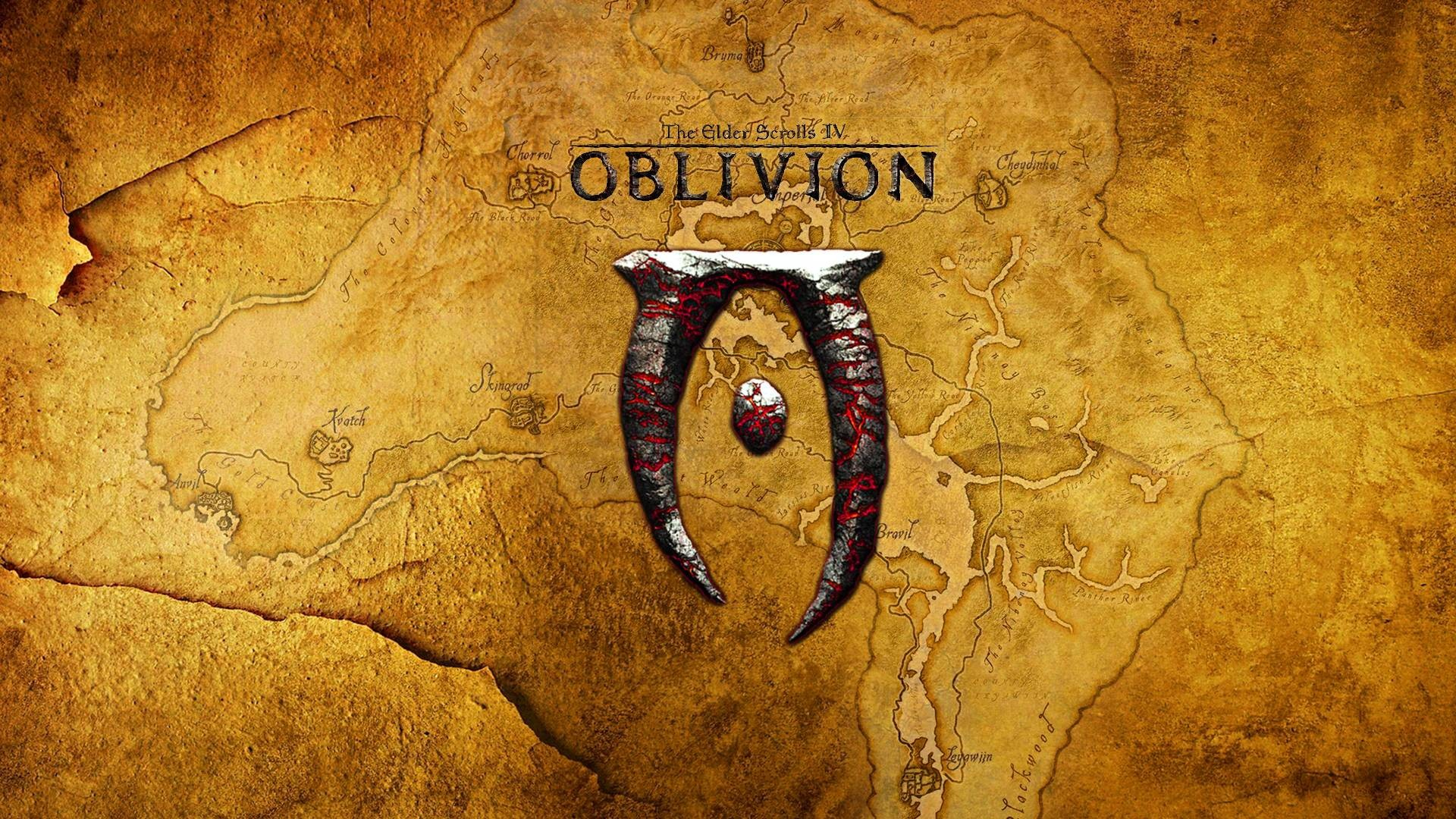The Elder Scrolls IV: Oblivion Remastered - мод размером 3.4 ГБ
