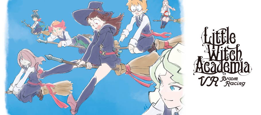 Выход Little Witch Academia: VR Broom Racing отложен