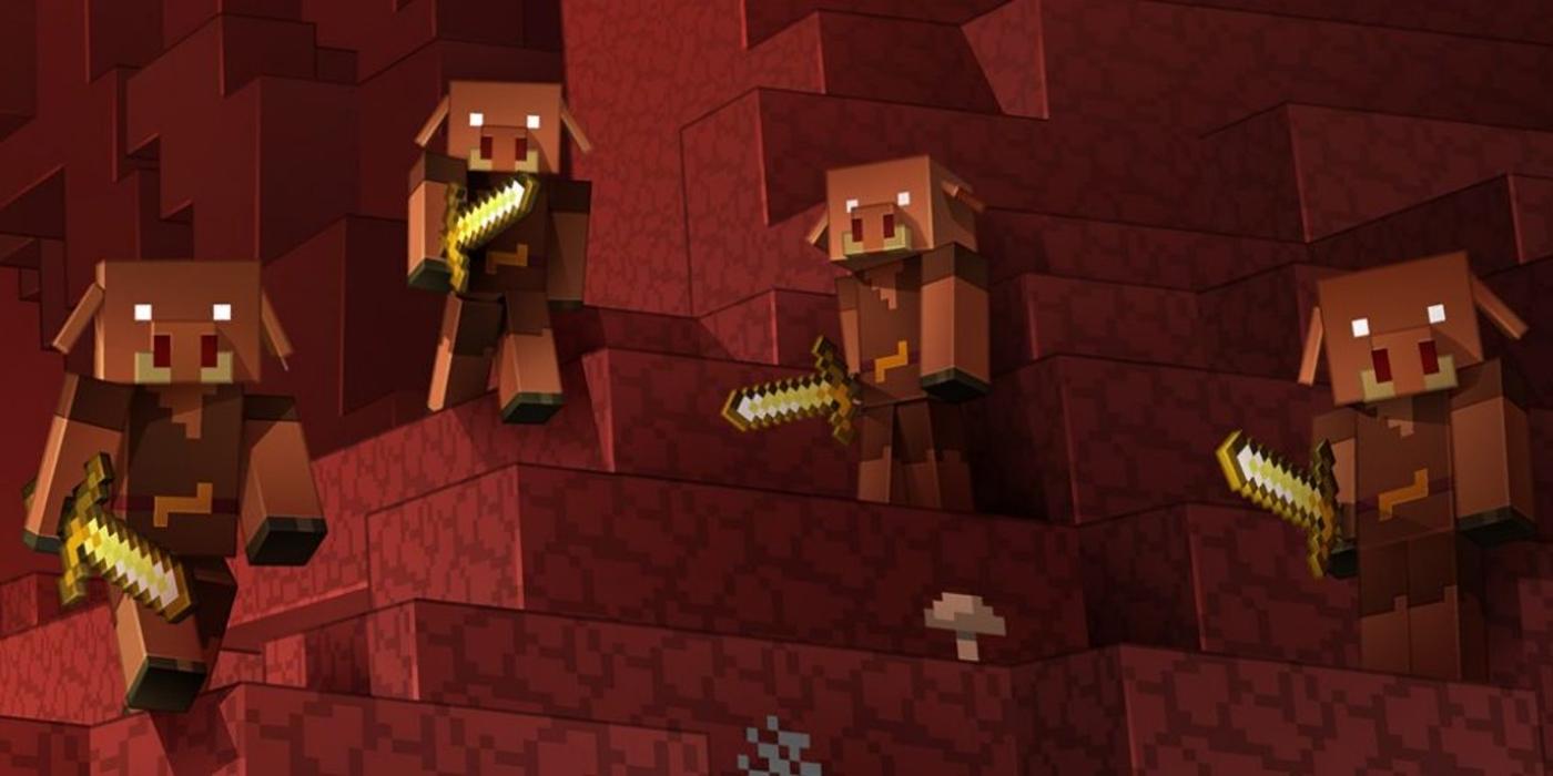 Minecraft получит обновление 'Nether' в июне