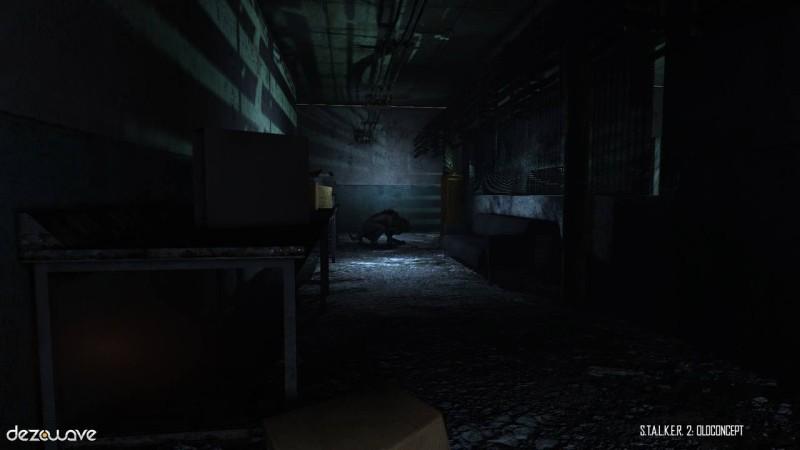 """Создатели """"Lost Alpha"""" рассказали больше подробностей о работе над """"S.T.A.L.K.E.R. 2 Old Concept"""""""