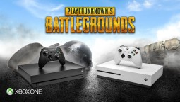PlayerUnknown's Battlegrounds вышла на Xbox One