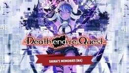 """Новый трейлер Death end re Quest под названием """"Воспоминания Шины"""""""