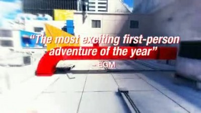 "Mirror's Edge ""Demo Trailer"""