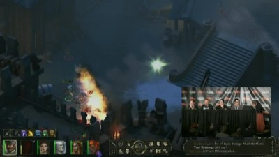 "Pillars of Eternity ""PAX South Геймплей"""