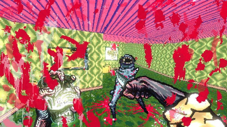 Post Void - адреналиновый аркадный шутер с психоделическим стилем