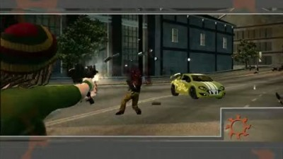 "Saints Row 2 ""Vehicles and Weapons Trailer"""