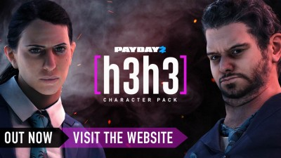 PAYDAY 2: H3H3 Character Pack