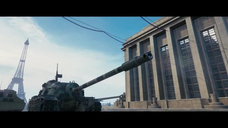 Откровенно о TS-5 в World of Tanks