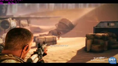 Spec Ops: The Line, GeForce GTX 650 (non Ti)