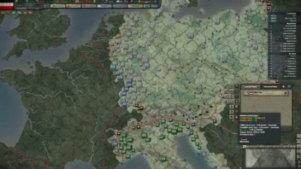 "Hearts of Iron 3: Their Finest Hour ""Дневник разработчиков"""
