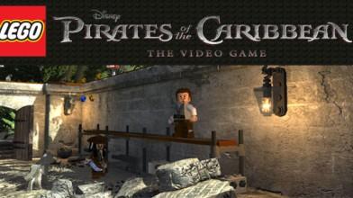 Lego Pirates of the Caribbean: The Video Game Демонстрация игрового процесса