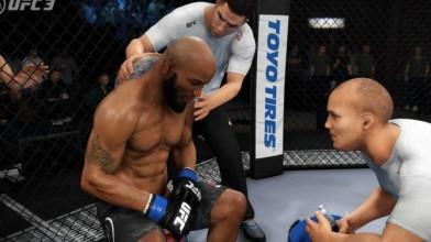 EA Sports добавила двух новых бойцов и обновила геймплей в UFC 3