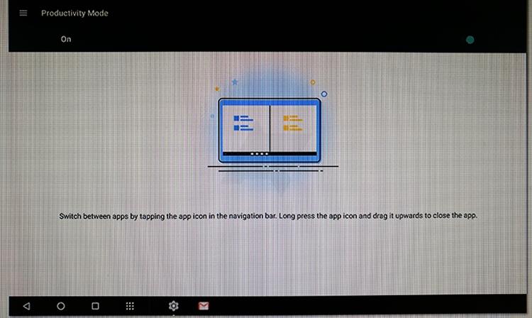 Motorola работает над планшетом с«производительным» режимом