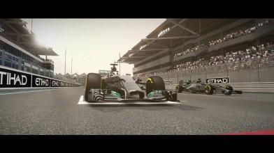"""F1 2014 """"Трейлер финала сезона"""""""