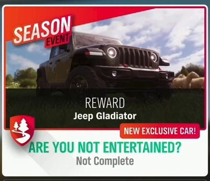 Forza Horizon 4 - Обновление 35: три новых автомобиля