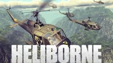 Превью по альфа-версии игры Heliborne