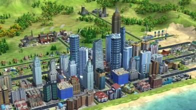 Инфографика по итогам выпуска SimCity BuildIt