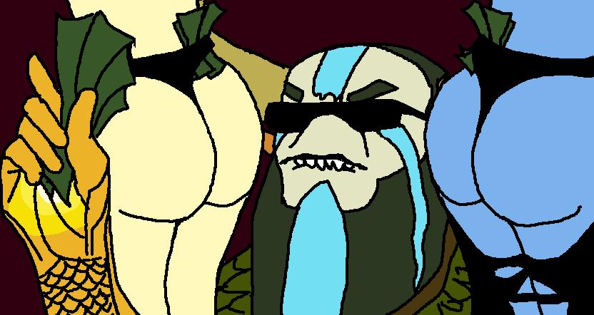 Dota2 секс