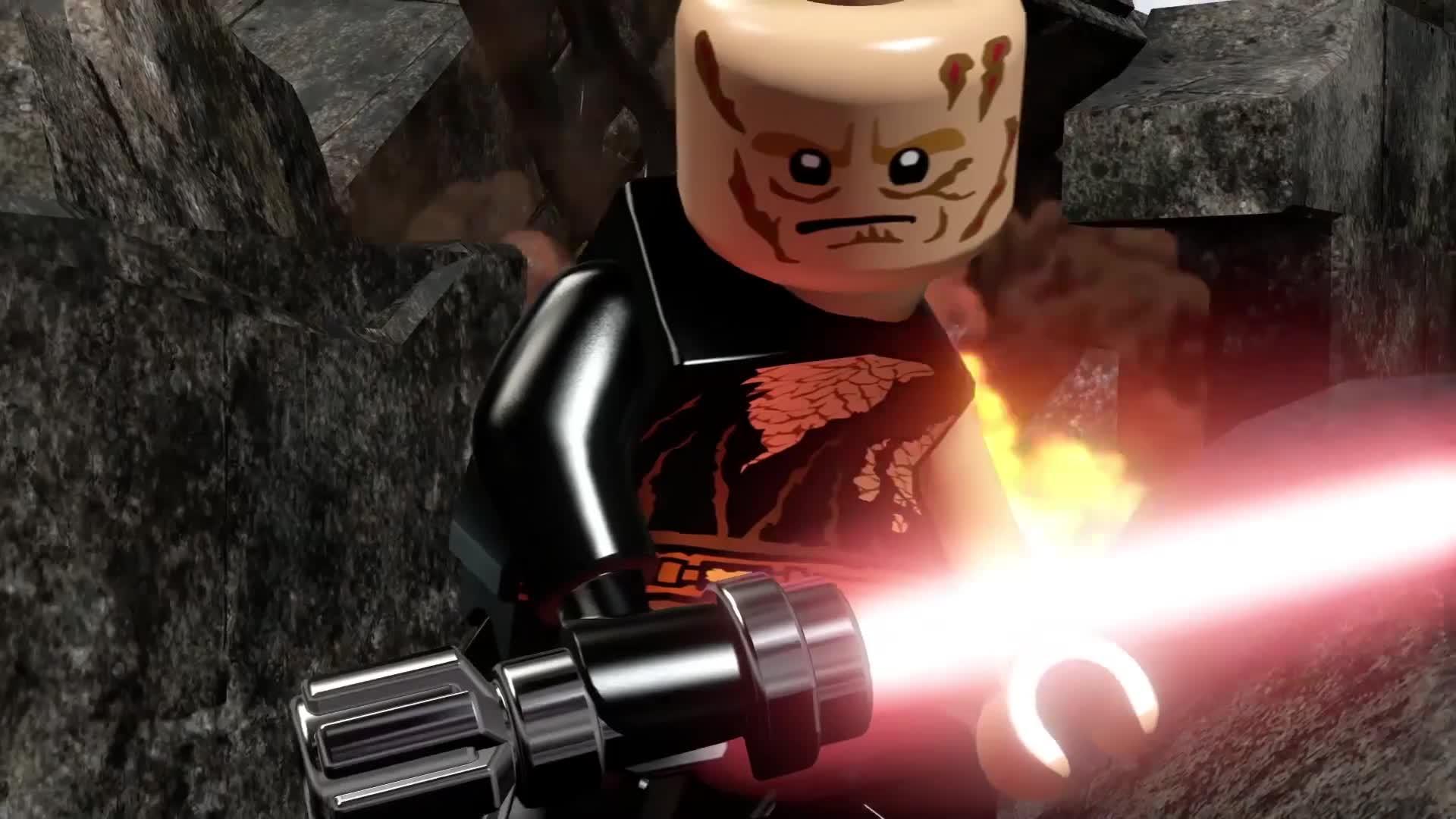 Лего звездные войны пробуждение силы игра 2016 посмотреть сериал школа