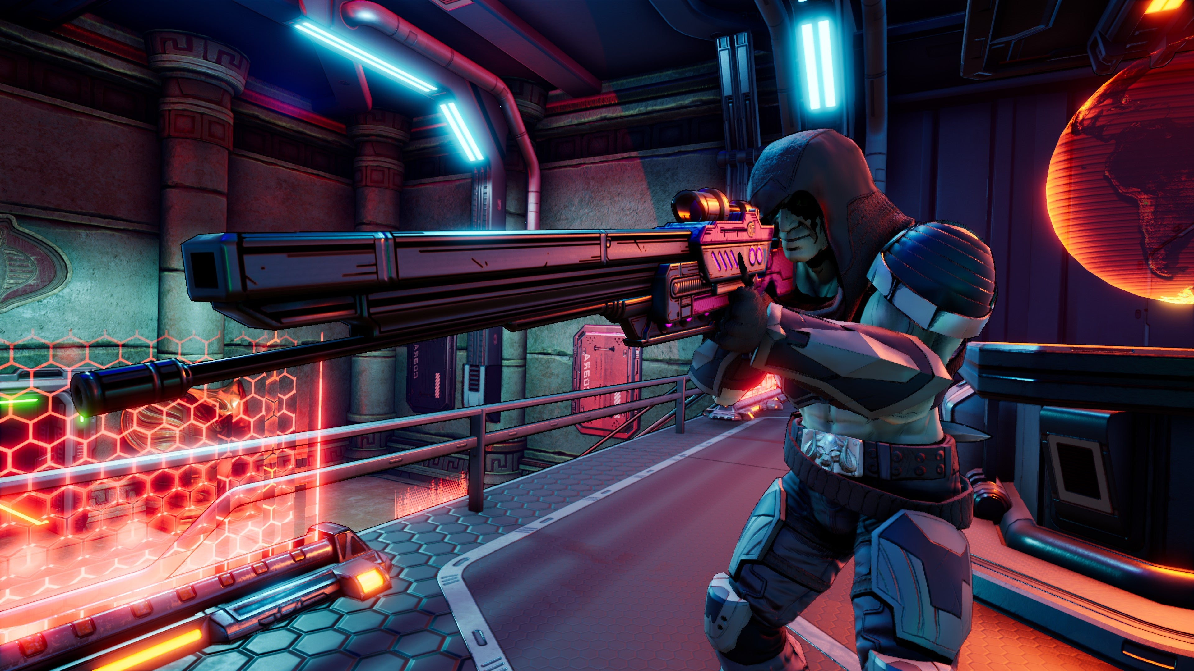 Анонсирована G.I. Joe: Operation Blackout для PS4, Xbox One, Switch и ПК