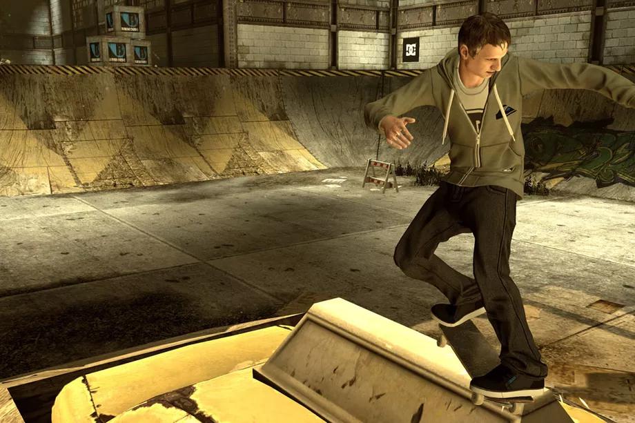 Tony Hawk's Pro Skater премьера документального фильма на следующей неделе