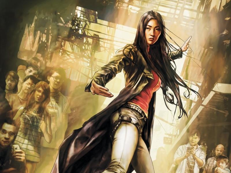 22 - Lady Shiva
