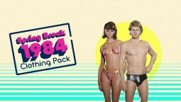 "Вышло дополнение ""Spring Break '84 Clothing Pack"" для Friday the 13th: The Game"