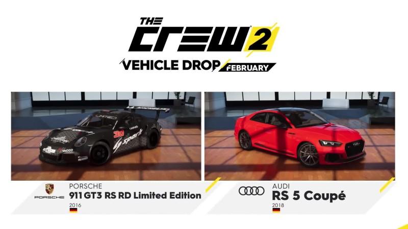 The Crew 2 - Обновления февраля