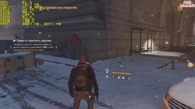 Tom Clancy's The Division запуск на среднем ПК (6 ядер, 6 ОЗУ, Radeon HD 7870 2 ГБ)