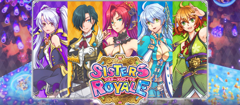 Шутэмап Sisters Royale: Five Sisters Under Fire выйдет на Xbox One и PC