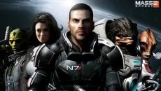 Mass Effect 3 — Статуэтка Шепарда.