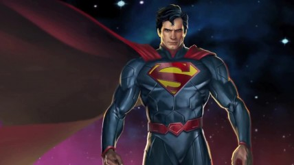 "Infinite Crisis ""Трейлер Nightmare Superman"""