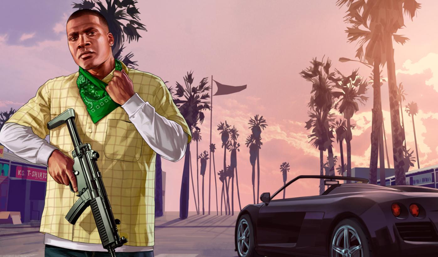 GTA V прямо сейчас можно навсегда и бесплатно забрать в Epic Game Store