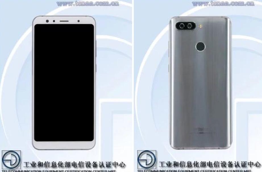 Новый «безрамочный» смартфон Sharp замечен вбазе данных TENAA