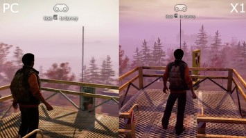 "State of Decay Year One Survival Edition ""Сравнение версий для Xbox One vs PC"""