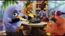 Новый дублированный трейлер мультфильма Angry Birds.