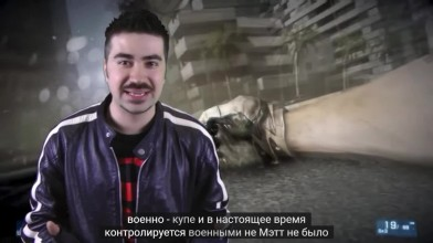 Battlefield 3 - обзор от Angry Joe [auto rus sub]